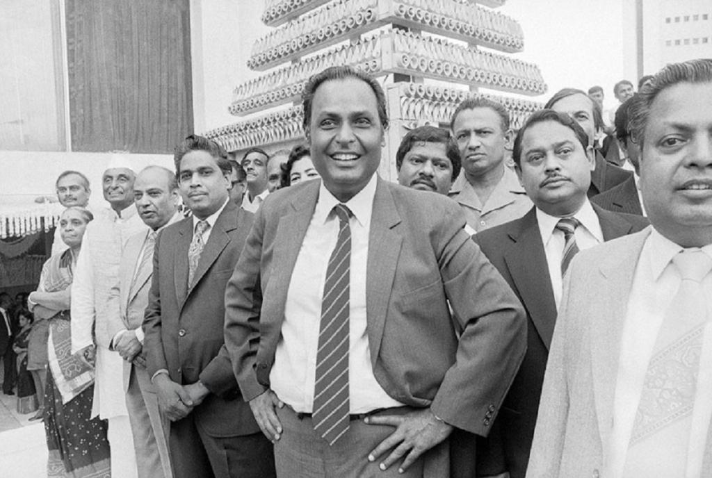 Dhirubhai Ambani :The Founder of Reliance