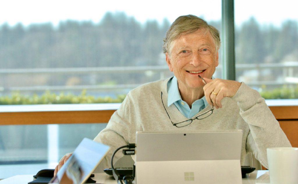Bill Gates : An Entrepreneur