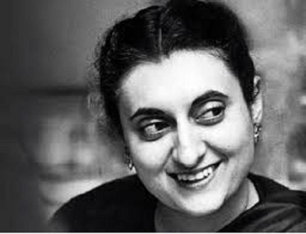 Indira Gandhi – The Iron Lady of India