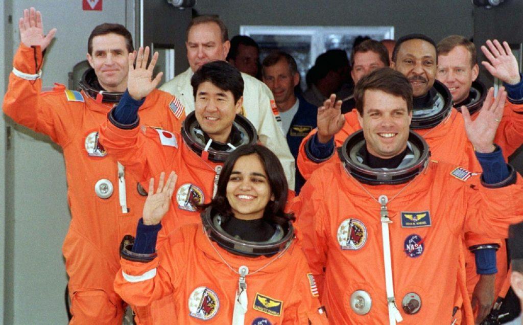 Kalpana Chawla : First Indian Woman In Space