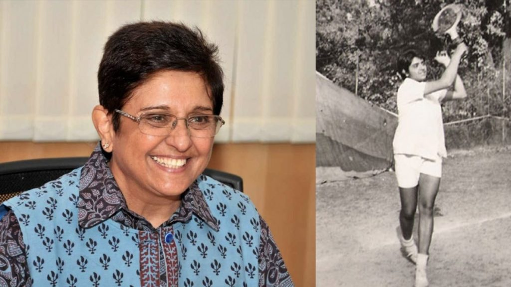 Kiran Bedi – India's First Female IPS Officer