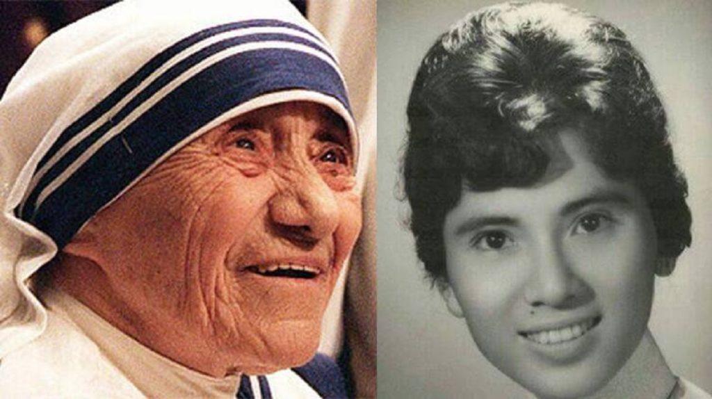 Mother Teresa : A Goddess of Humanitarian