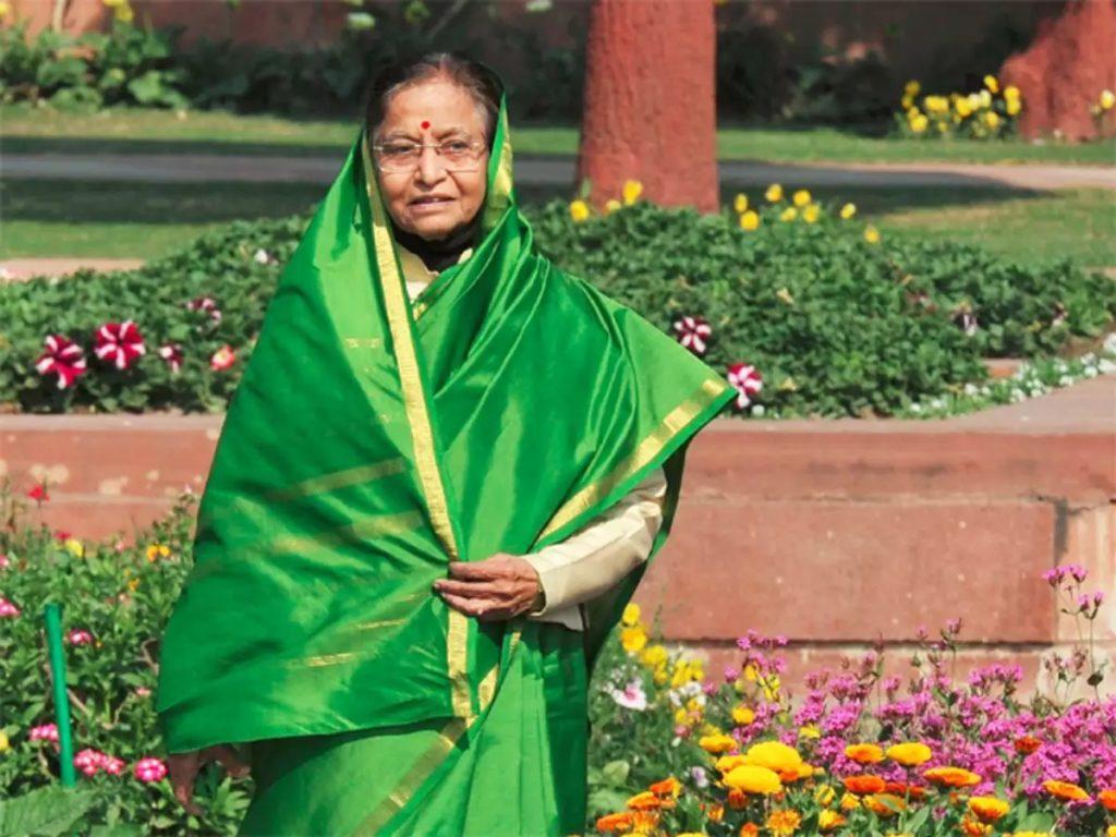 Pratibha Devi Singh Patil : First Woman President of India